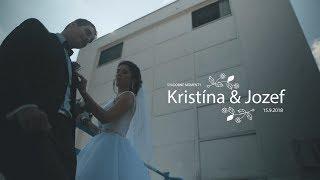 eeca079a4 Kristína a Jozef - Svadobné momenty Piešťany