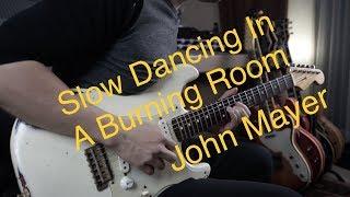 Baixar John Mayer - Slow Dancing In  A Burning Room - Vinai T cover