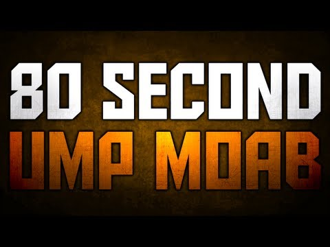 80 Second UMP MOAB - Sick Again...