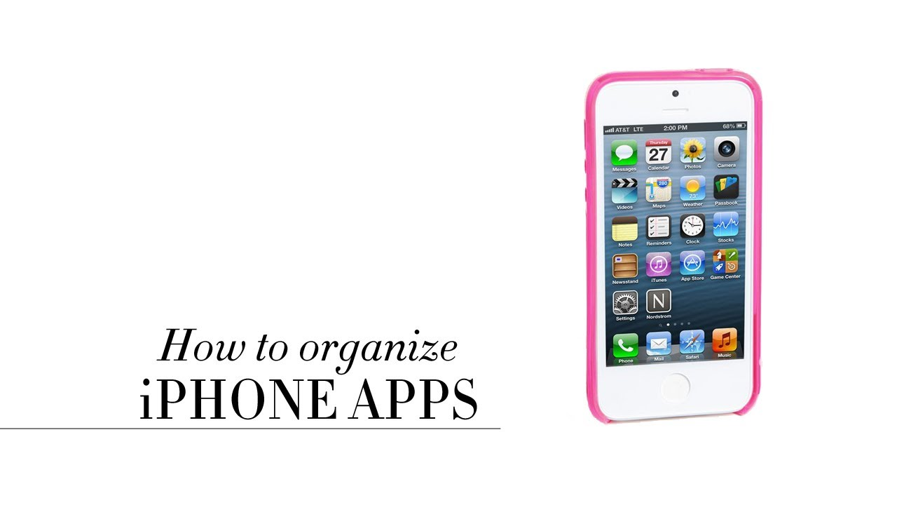how to organize apps on iphone iphone organization amp my favorite apps 7458