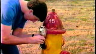 CONDUCTING AND REPORTING HYDRANT FLOW TESTS BY DR. TOM WALSKI (1987)