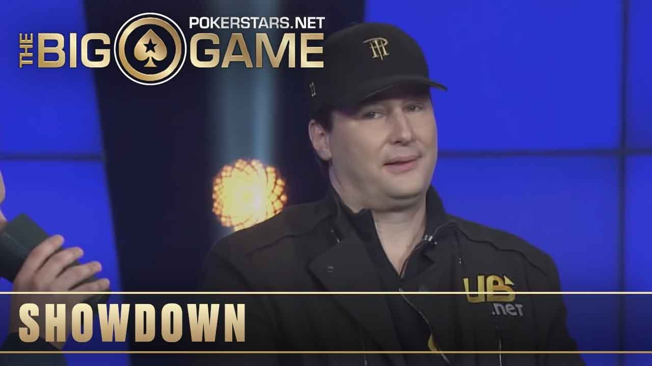 Download The Big Game S1 ♠️ W12, E1 ♠️ Phil Hellmuth vs Elky ♠️ PokerStars