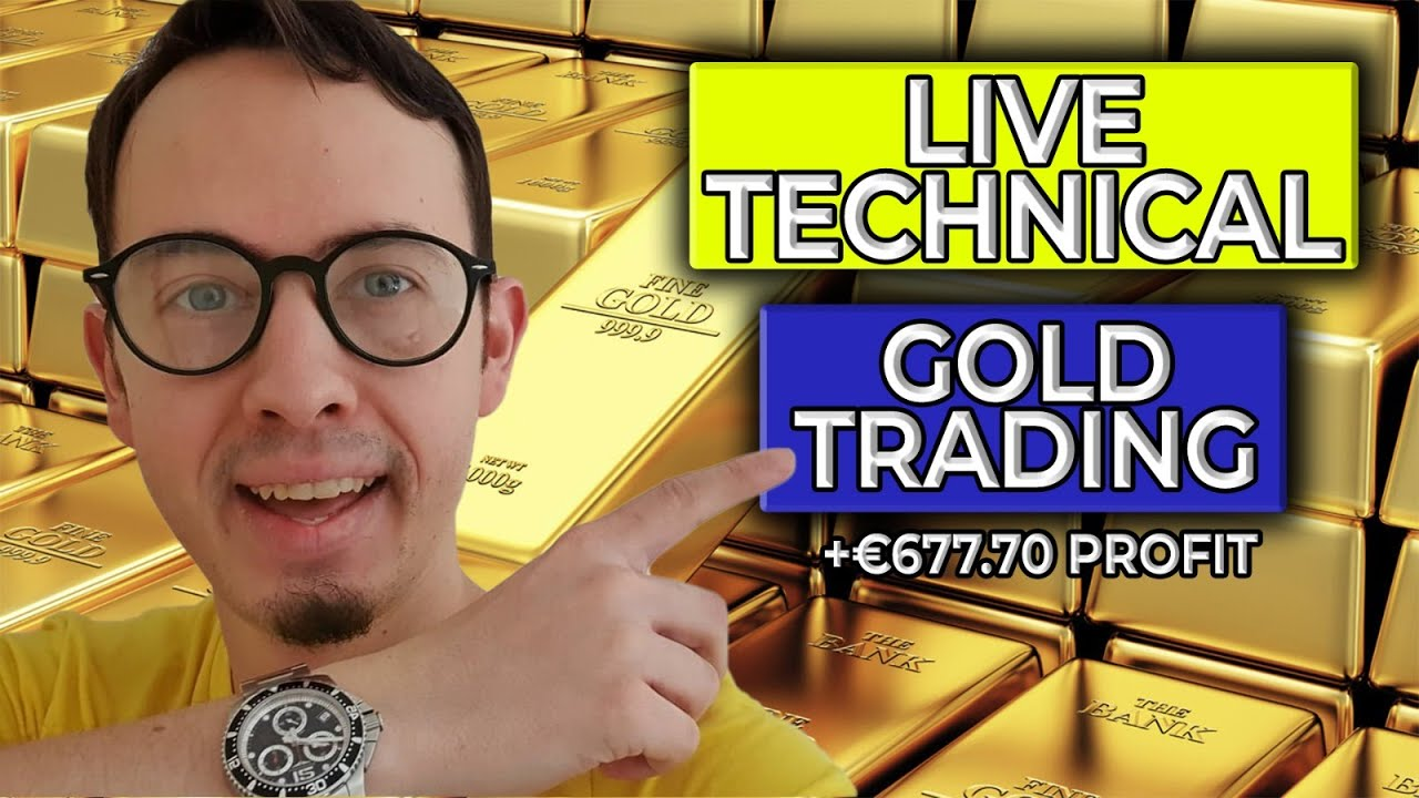 Most Profitable GOLD SCALPING Strategy with Fibinacci and SR