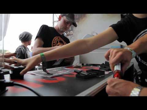 Zippo at Download Festival 2014