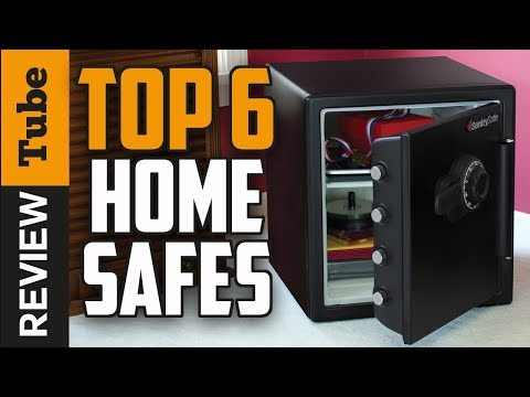 ✅Safe: Best Home Safe 2018 (Buying Guide)