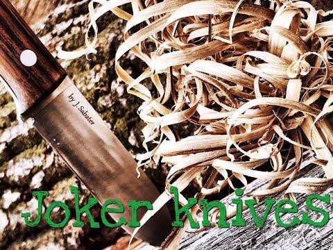 Joker Trampero Knife