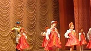 Танец 'Самовар' Концерт в ДК Воровского г. Раменское