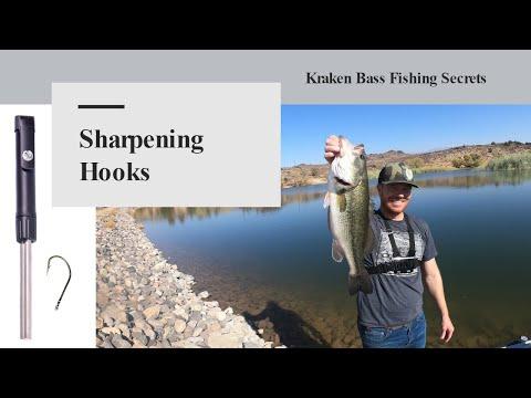 Fish Hook Sharpener Reviews - How To Get Your Fishing Hooks Sharp