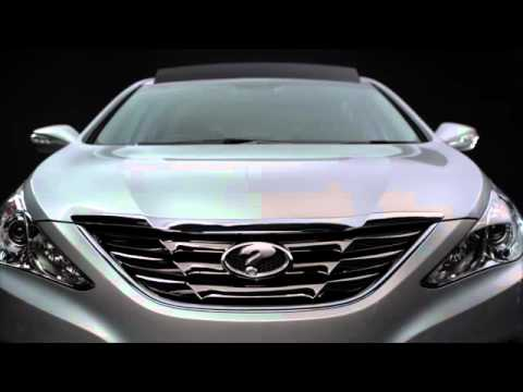 2011 Hyundai Sonata  Sunroof  Commercial