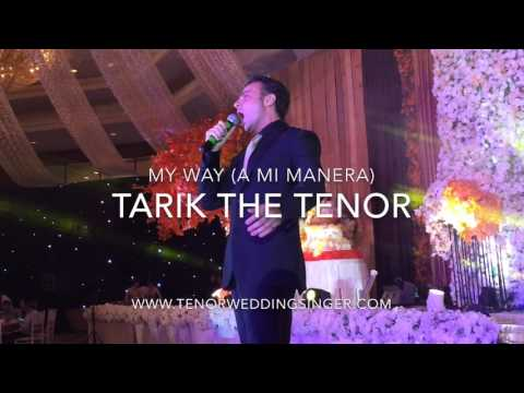 Tarik The Tenor With Stradivari Orchestra - My Way ( A Mi Manera )