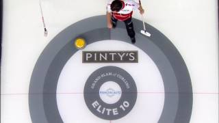 Koe uses every bit of the paint to get his team to the semifinal