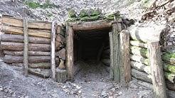 Vergessene Orte WW2 DER SCHUKOW BUNKER IN REITWEIN Lost Places Verlassene Orte Geisterhaus Doku