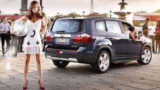 #3219. Chevrolet Orlando 2010 (лучшее видео)