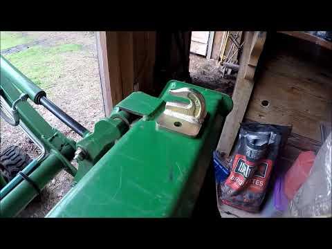 John Deere Bucket Hooks | John Deere Buckets: John Deere