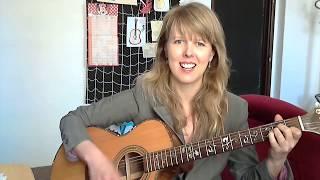 Holubí dům - ukázka lekce kytary