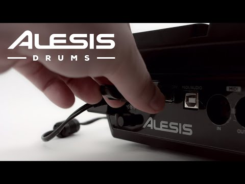Alesis Strike MultiPad - Saving and Loading User Kits with Samples (Feature Update v1.3)