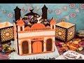 الحلويات مع فالنتينا - مسجد ببسكويت الشيكولاته - ج1
