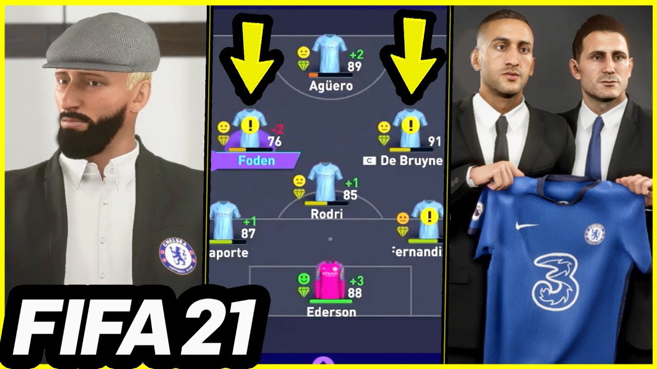 FIFA 21 CAREER MODE DETAILS + NEW FIFA 21 NEWS, LEAKS & RUMOURS YOU NEED TO KNOW!