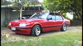 XF Falcon - Bogan spec Ford