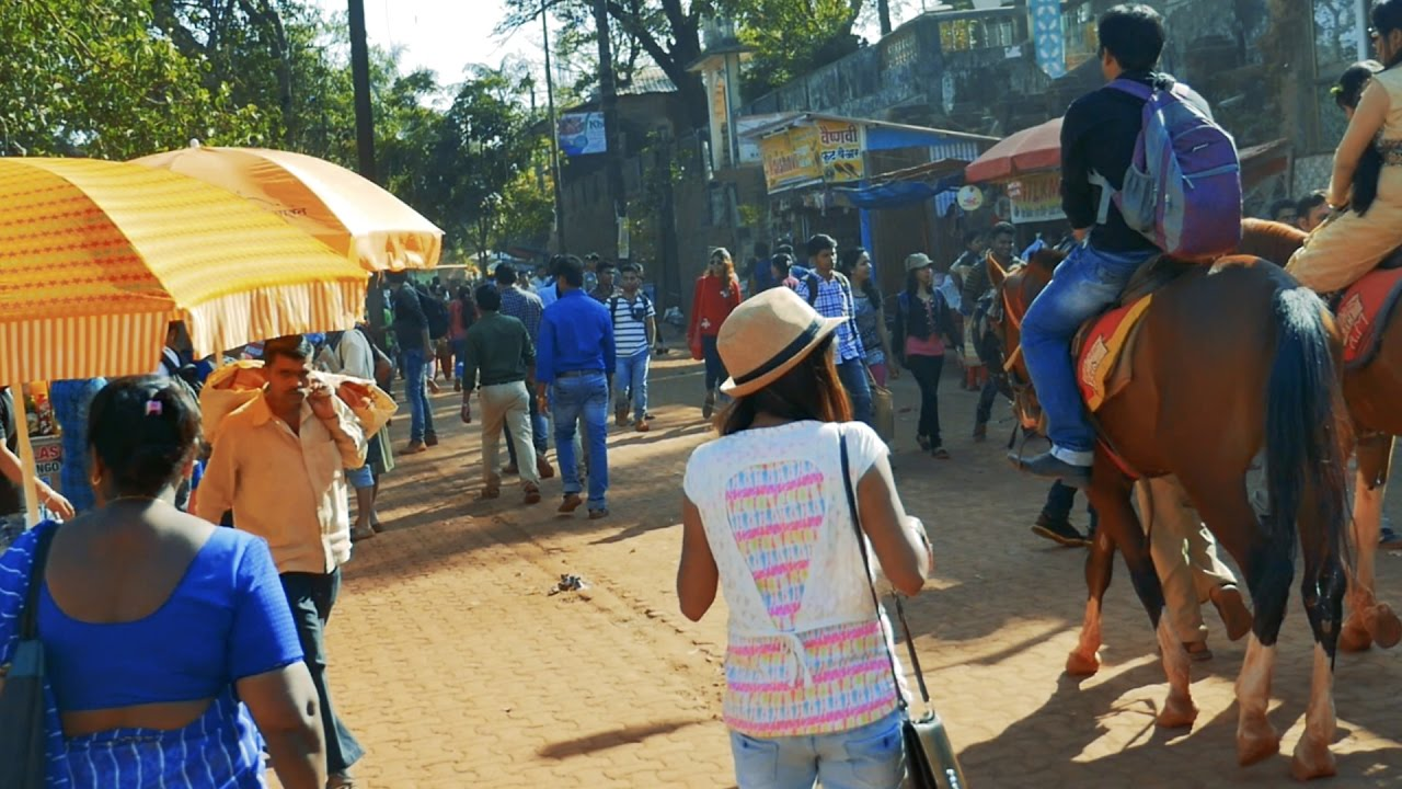 Mumbai Matheran Hill Station Market Ping Street Road Picnic Points Woman Restau Hotels You