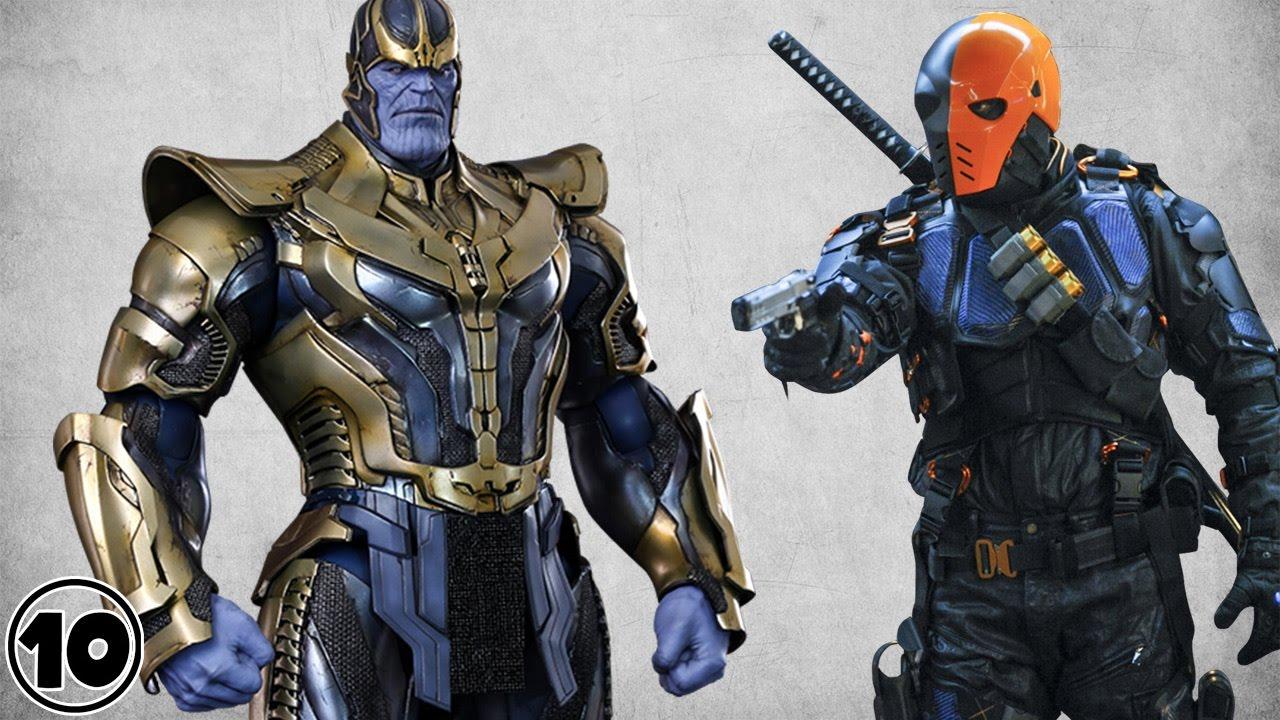 Top 10 Super Villains That Can't Die #1
