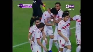 هدف الزمالك الثالث في الاسماعيلي مقابل 0 قبل نهائي كاس مصر 3 اغسطس 2016