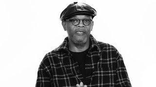 Samuel L. Jackson - Face Transformation | #wahyoutube