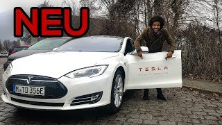 Dieser Neue Tesla Service Ist Genial