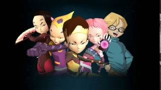 Code Lyoko A World Without Danger Acapella FULL