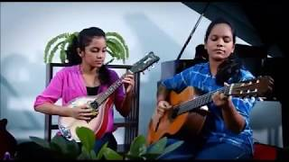 Chand Sifarish - Fanaa - Guitar and Mandolin Cover by Senuri and Thenuri of Sri Lanka