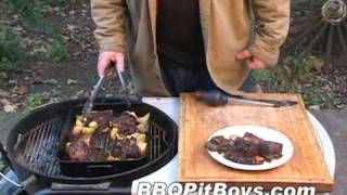 beef short ribs recipe by the bbq pit boys