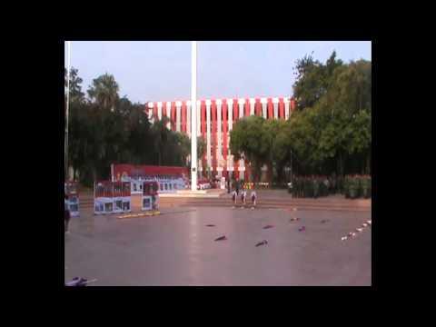 Parade  MB SMP TGP Sumber Pucung di Monumen Proklamasi