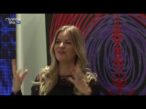 Oxana Fesik 'Oxafe' exhibition Monaco