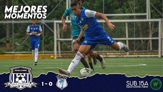 ARCO ZARAGOZA 1 - 0 Palmazul | MEJORES MOMENTOS | LAF SUB 15A Primera Fase