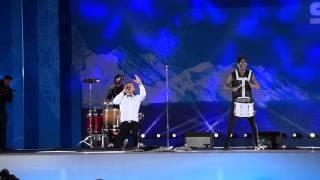 Митя Фомин - Перезимуем LIVE (Medals Plaza, Sochi)
