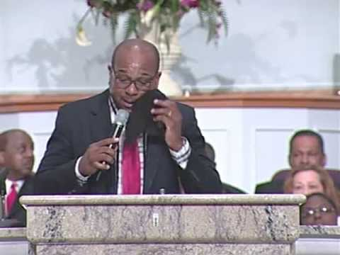 "Rev. Dr. William H. Robinson- ""Unstoppable"""