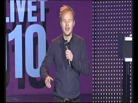 Jonathan Spang Comedy aid 2010
