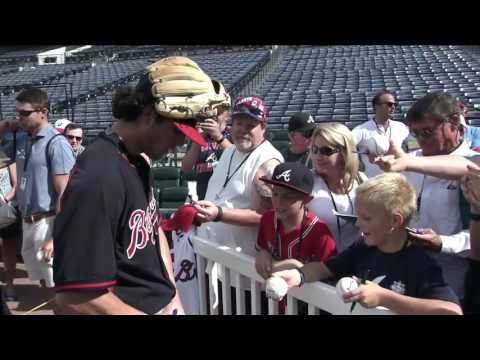 Dansby Swanson recaps MLB debut with Atlanta Braves