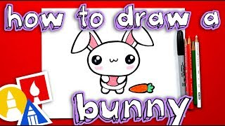 How To Draw Tнe Cutest Easter Bunny