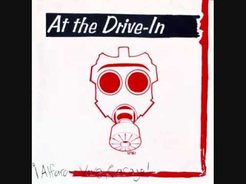 at the drive in - alfrao  vive carajo! 7