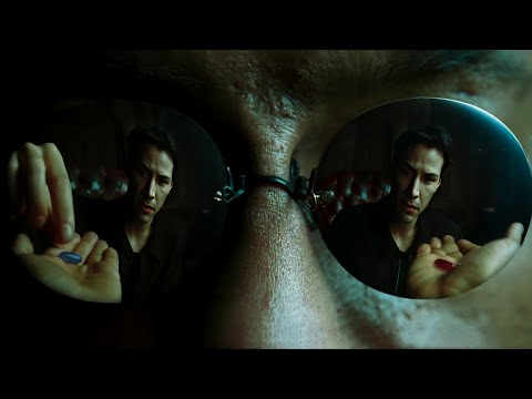 Neo Takes The Blue Pill [DeepFake]