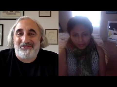 My Chat with Ensaf Haidar, Wife of Jailed Saudi Activist Raif Badawi (THE SAAD TRUTH_555)