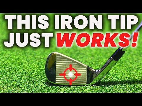 Strike Your Irons like a tour player using this EFFORTLESS GOLF SWING