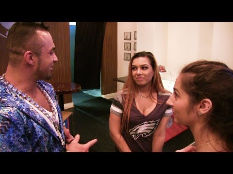 Teddy Hart's Night Out in Philly!