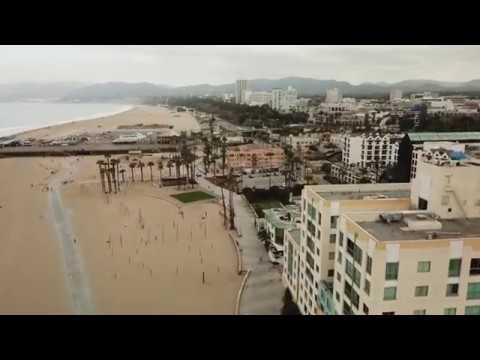 24 hours in Santa Monica: Loews Hotel Beach Hotel