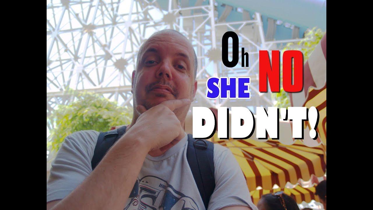 Fresh Baked response video to Mackenzie Marie Disneyland Rant