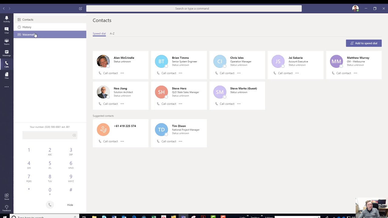 Microsoft Teams with Direct Routing