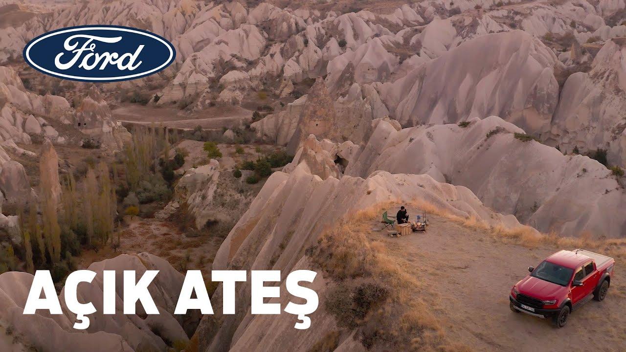 Açık Ateş | Kuru Erikli Testi Kebabı | Ford Ranger Raptor | Ford TR