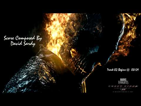 Ghost Rider: Spirit Of Vengeance Official Soundtrack Preview - Composed By David Sardy