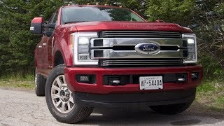 Ford F350 Review